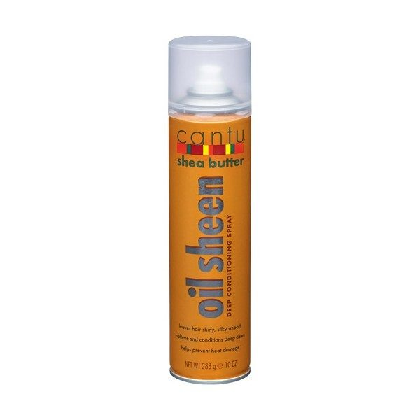 SPRAY BRILLANCE BEURRE DE KARITÉ (OIL SHEEN)
